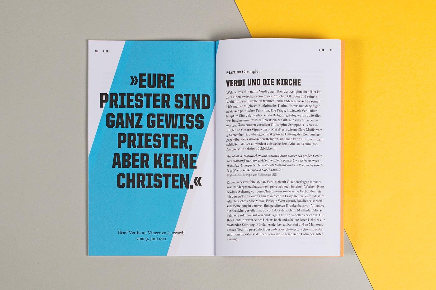 Oper Köln Programmhefte