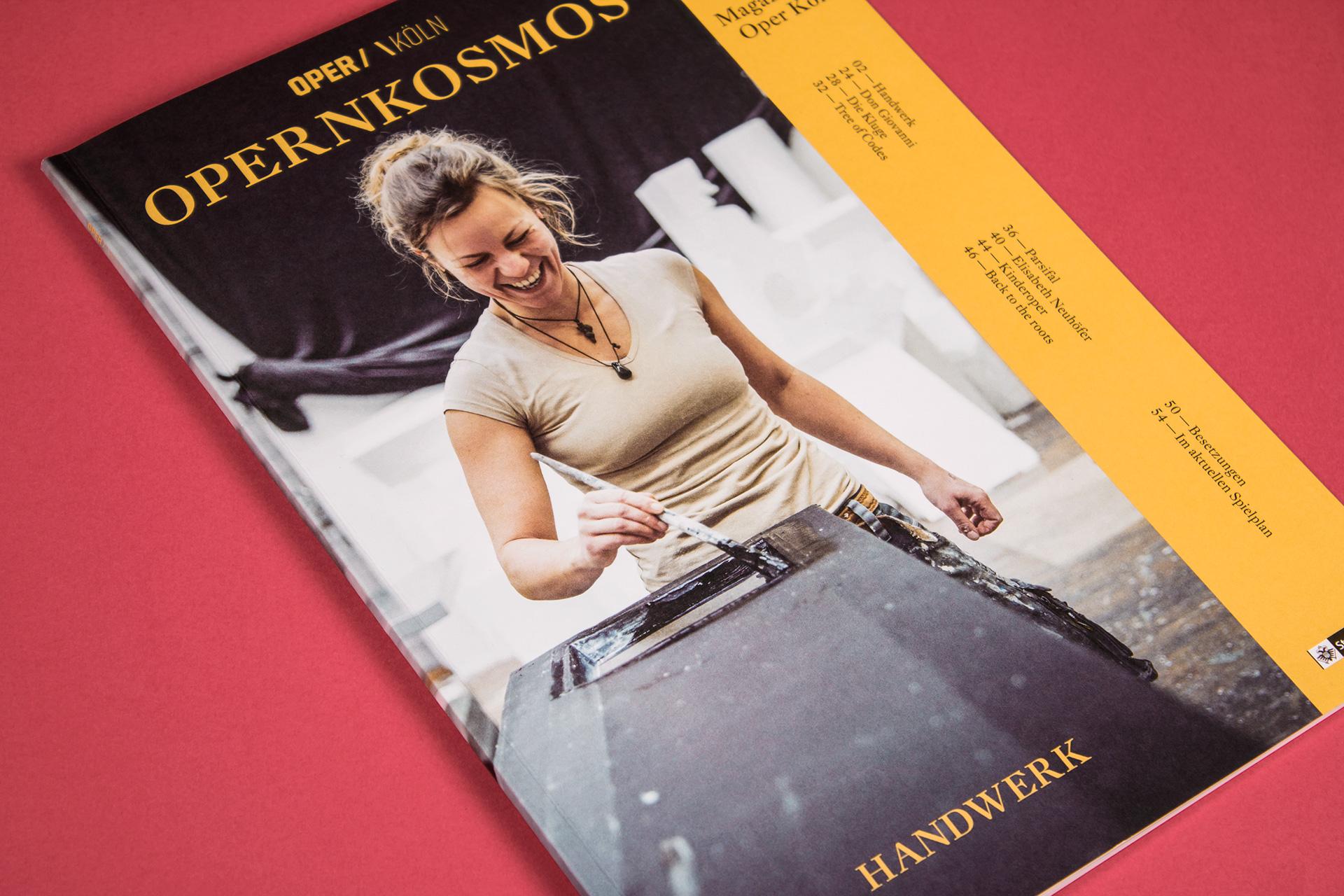 Opernkosmos — Magazin Oper Köln