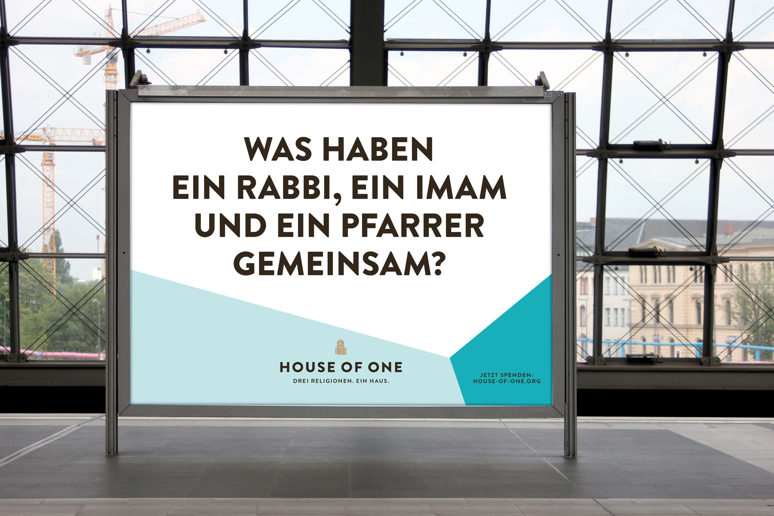 House_of_one-Kampagne