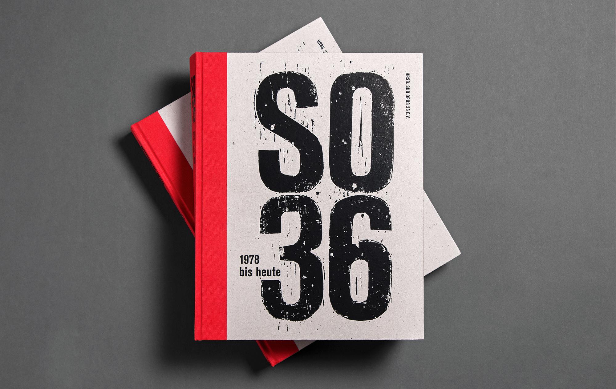 SO36-Jubiläumsbuch