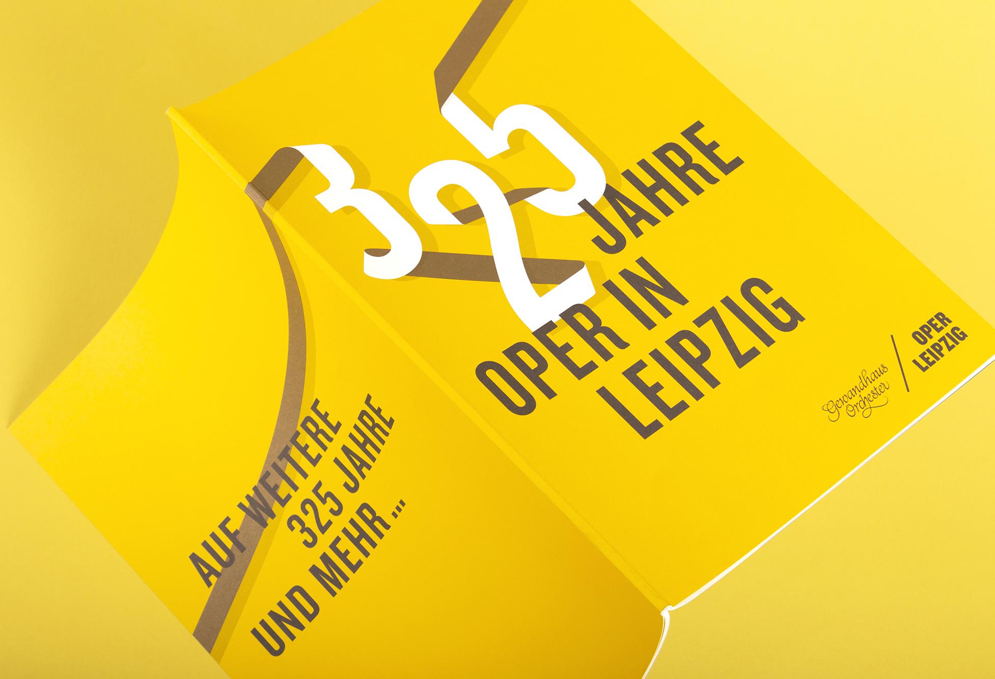 325 Jahre Oper Leipzig